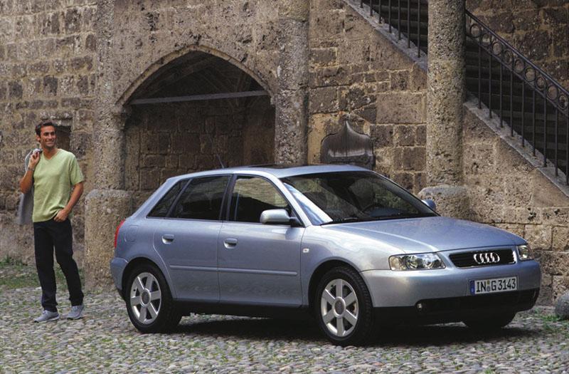 Audi A3 1.9 TDI 110pk Ambiente (2000)