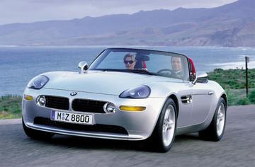 VriMiBolide: BMW Z8