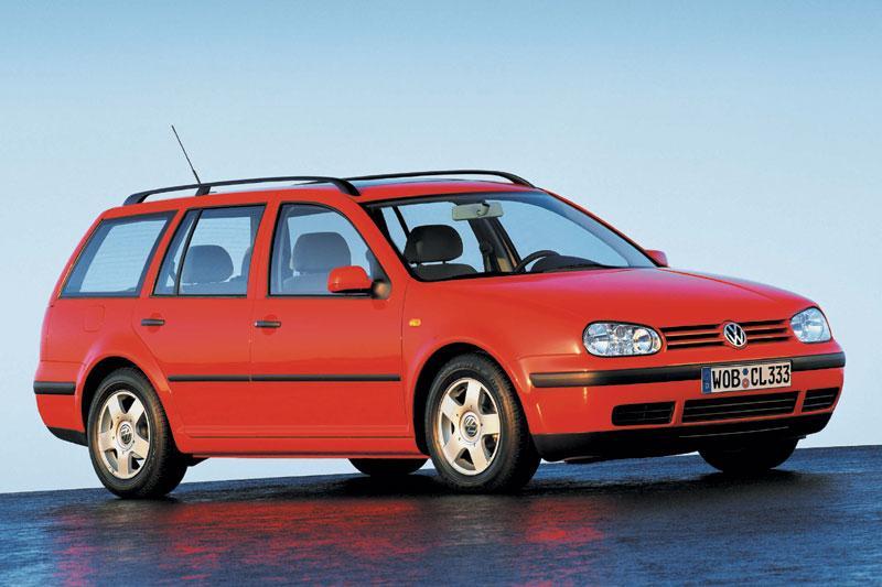 Volkswagen Golf Variant 1.6 16V (2003)