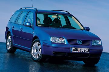 Volkswagen Bora Variant 1.8 5V Turbo Highline (2002)