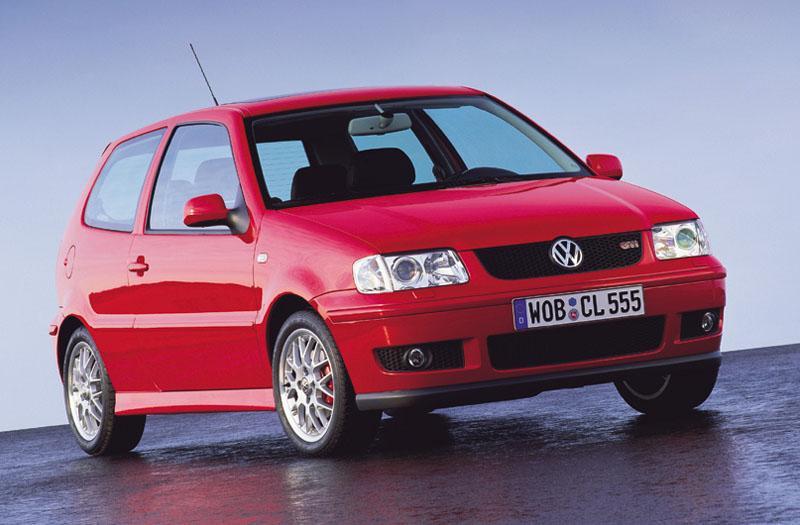 Volkswagen Polo 1.6 16V GTI (2000)