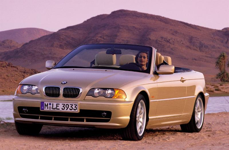BMW 318Ci Cabrio Executive (2002)