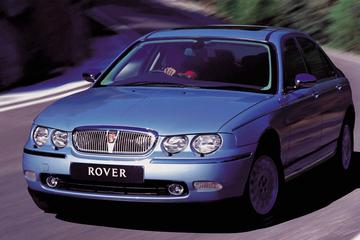 Rover 75 1.8 Business (2002)