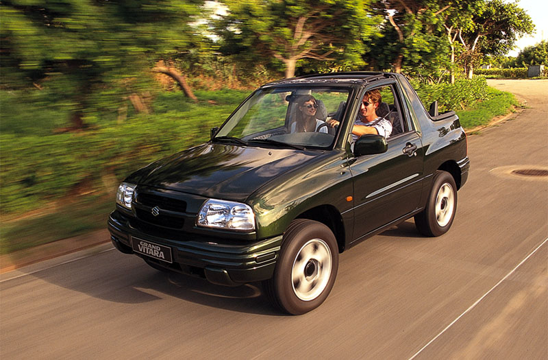 Suzuki Grand Vitara Cabrio