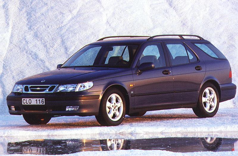 Saab 9-5 Estate 3.0 V6 t SE (2001)