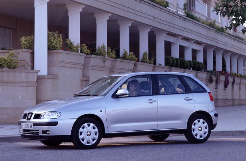 Seat Ibiza 1.4 Stella (2001)