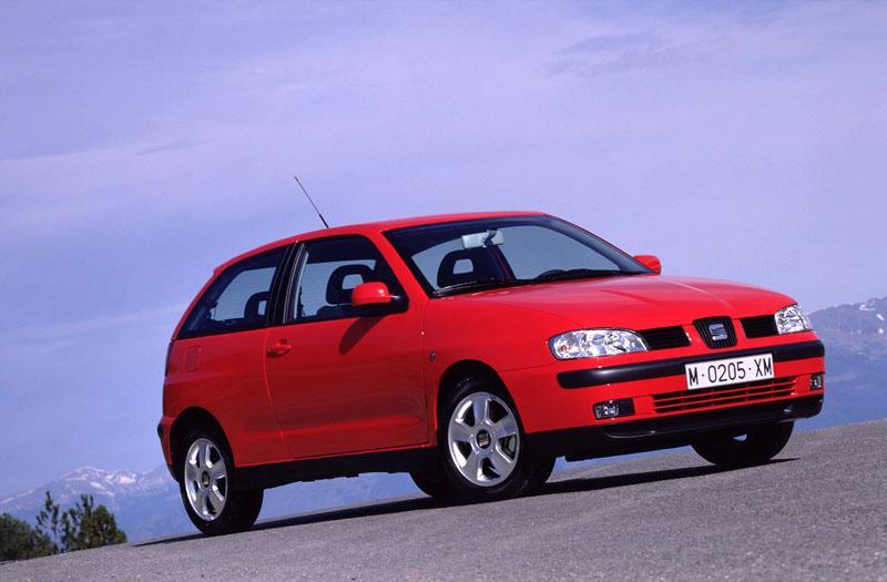 Seat Ibiza 1.6 75pk Stella (2000)
