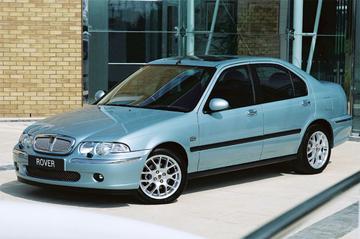 Rover 45 1.8 Club (2001)