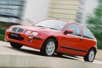Rover 25 Vi (2002)