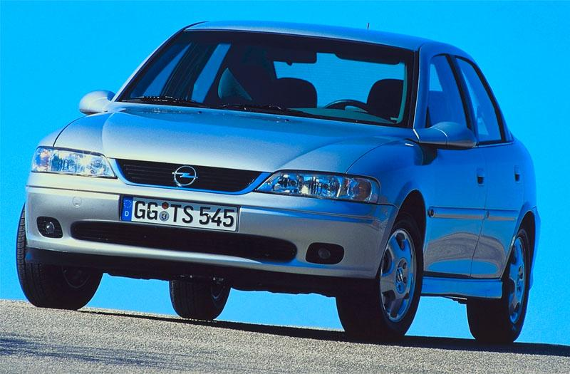 Opel Vectra 1.6i-16V Pearl (2000)