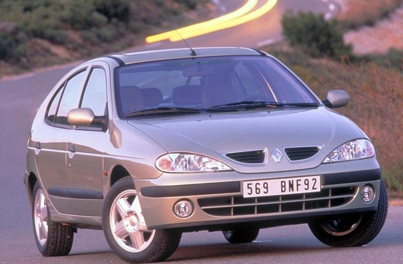 Renault Mégane 1.4 16V Authentique (2001)