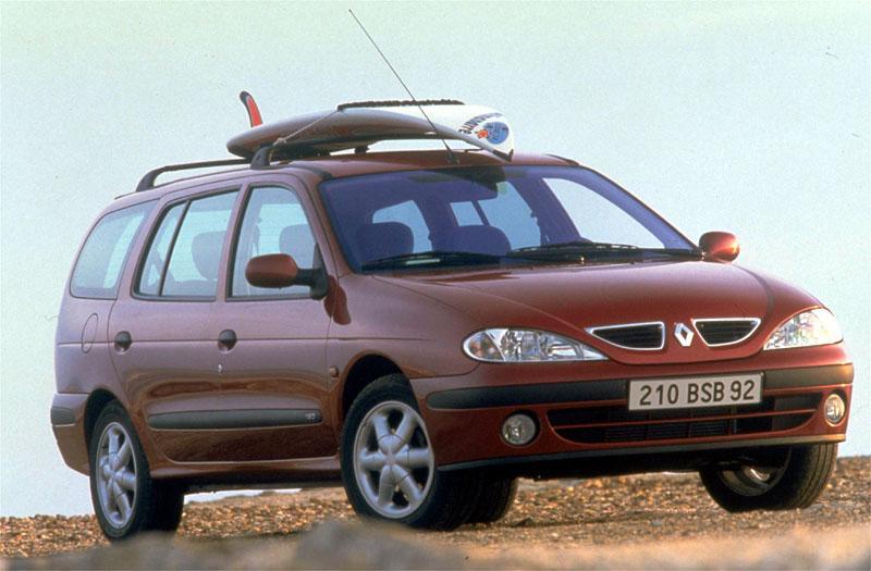 Renault Mégane Break RXE 1.4 16V (1999)