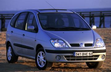Renault Scénic 1.6 16V Expression (2003)