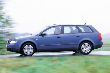 Audi A4 Avant Kombi 1.9 TDI