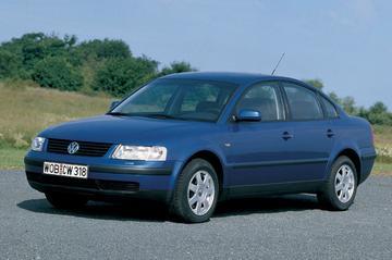 Volkswagen Passat 2.8 VR6 Syncro Comfortline (1998)