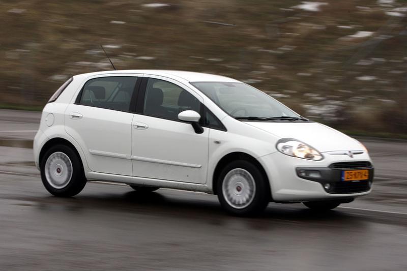Fiat Punto Evo 1.4 Multi-air Dynamic (2010)