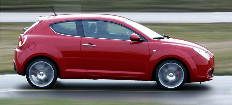 Alfa Romeo Mito 1.4 Multi-air Turbo (2010)