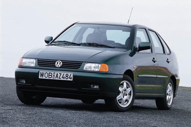 Volkswagen Polo Sedan 1.4 (1999)