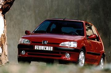 Peugeot 106 Accent 1.6 (1997)