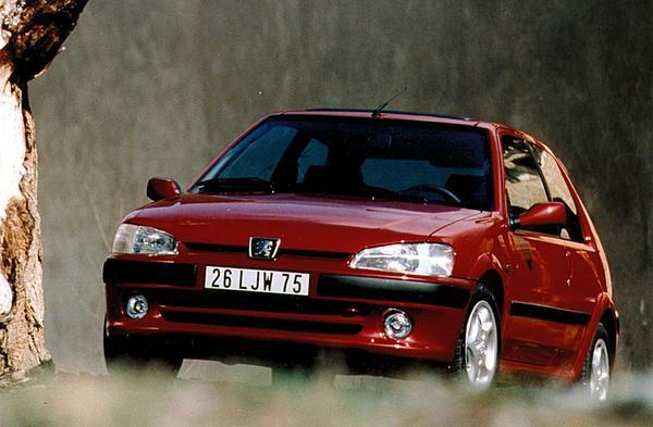 Peugeot 106 Accent 1.1 1999