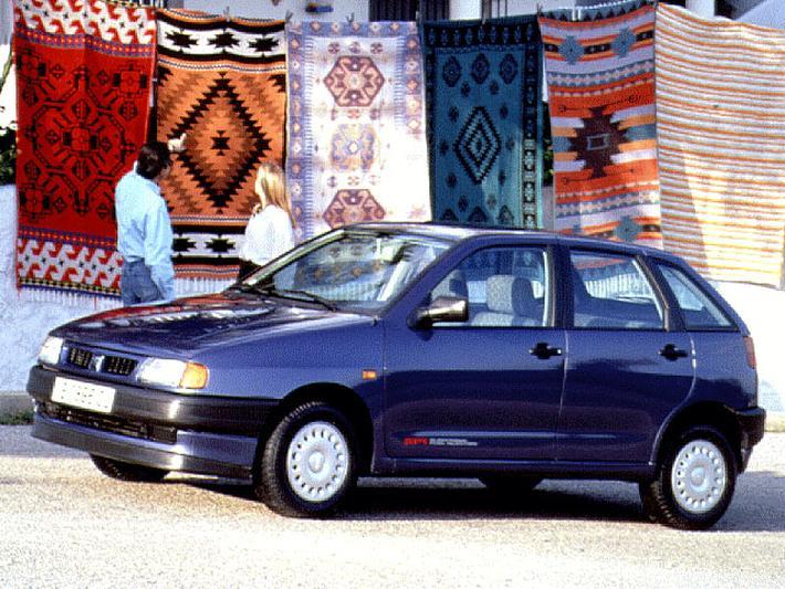 Seat Ibiza 1.8i GLX (1993)