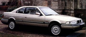 Rover 827 Coupé (1995)