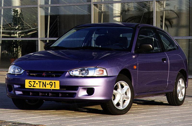 Mitsubishi Colt 1.3 GLi (1998)