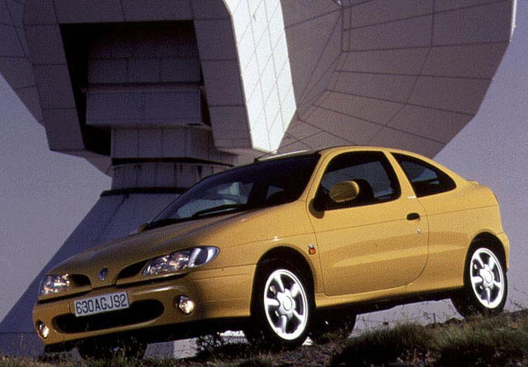 Renault Mégane Coupé 2.0 16V (1996)