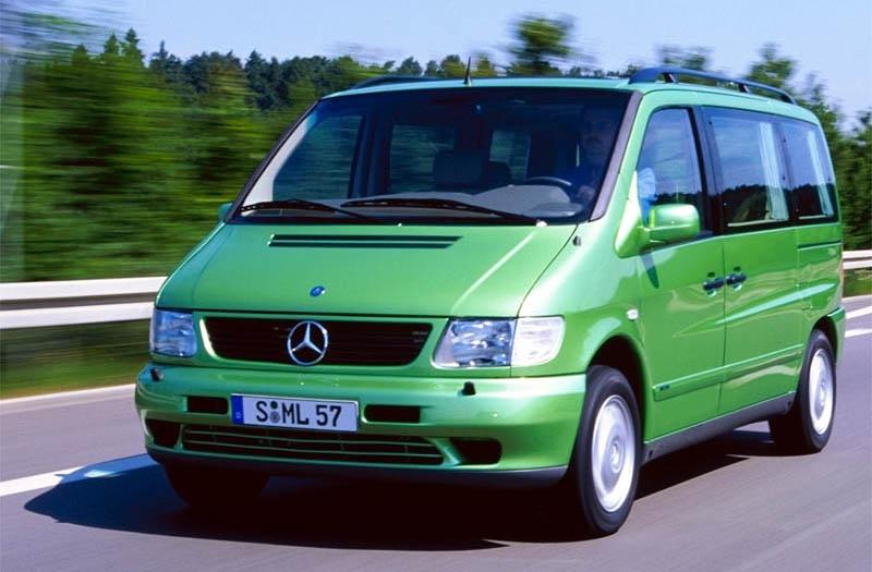Mercedes-Benz V 230 Turbodiesel Fashion (1998)