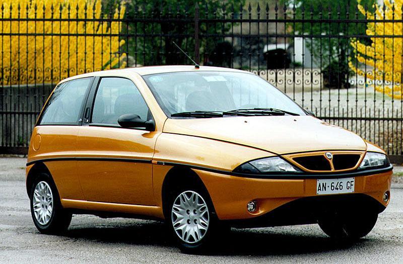 Lancia Ypsilon 1.2 LE (1996)