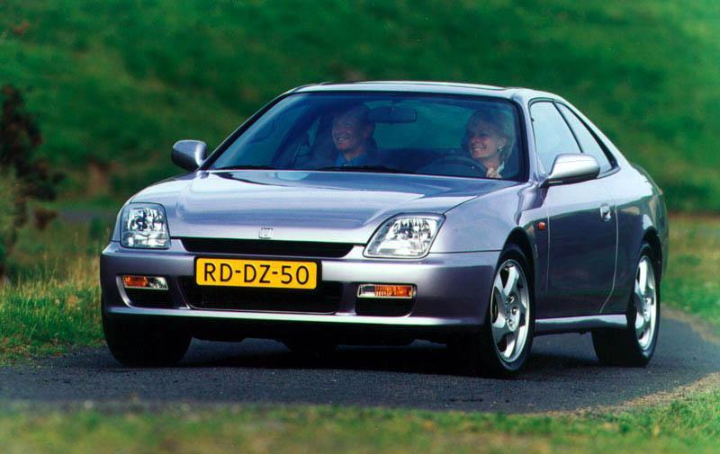 Honda Prelude 2.0i (1999)