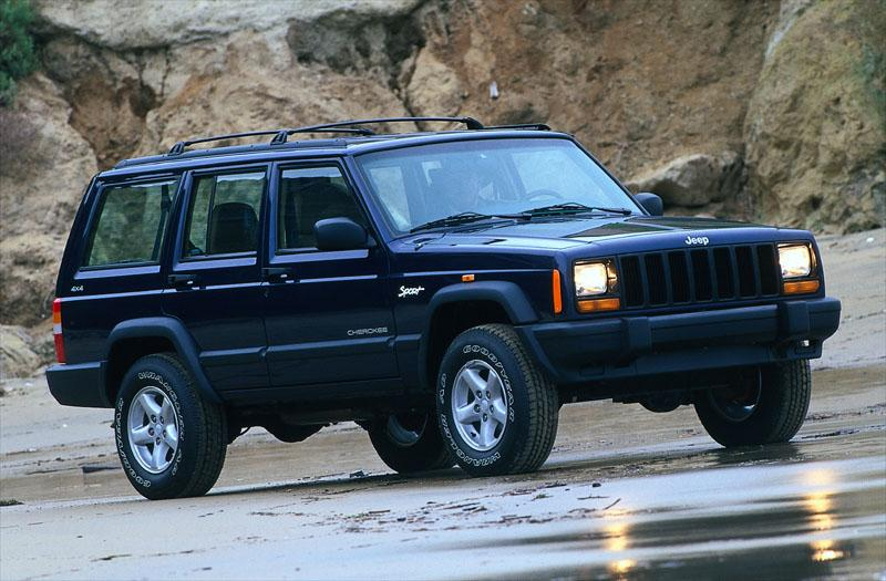 Jeep Cherokee 4.0i 60th Anniversary (2000)