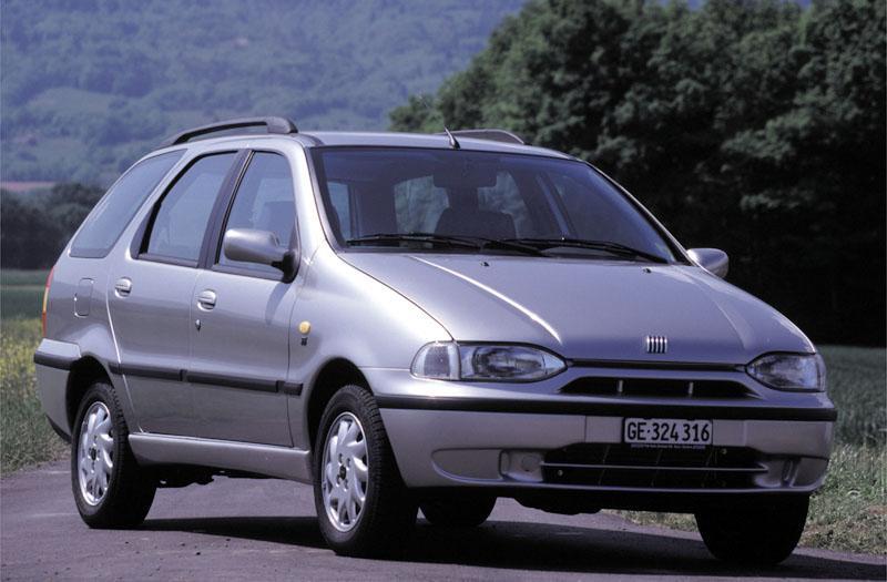 Fiat Palio Weekend 100 16v (2000) #2