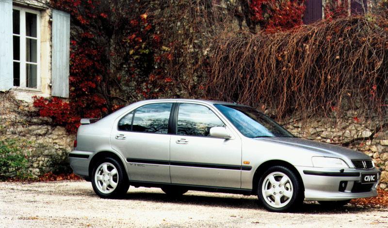 Honda Civic 1.8i VTi (1997)