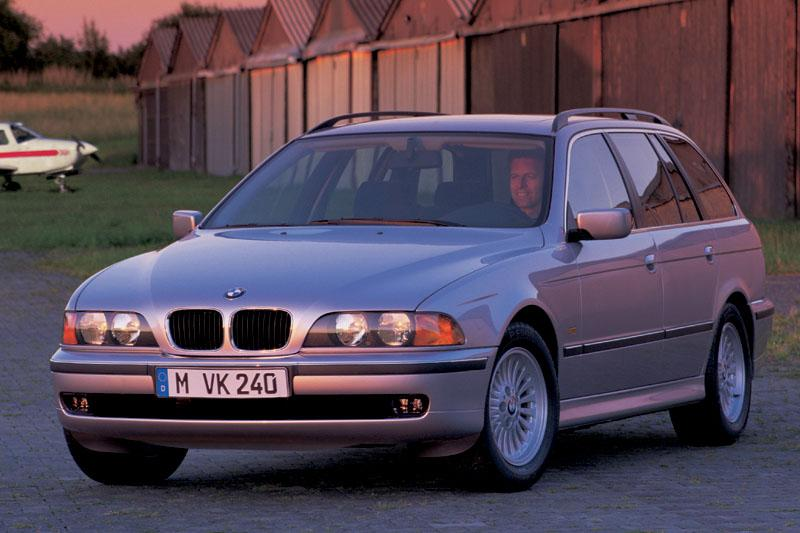 BMW 528i touring Executive (1997) #2