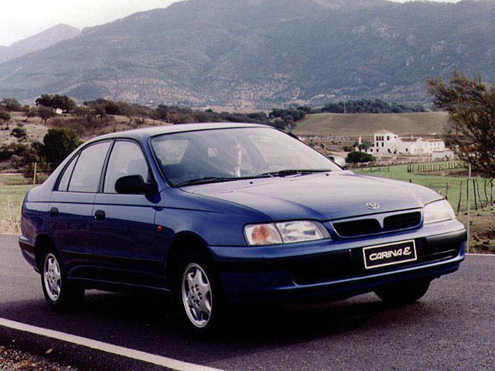Toyota Carina E 1.8 GLi (1996)