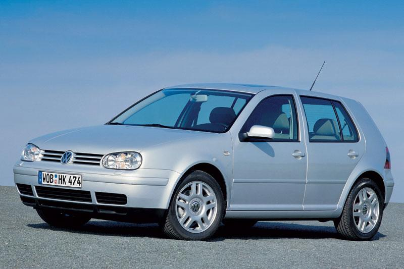 Volkswagen Golf 1.9 TDI 110pk Highline (1999)