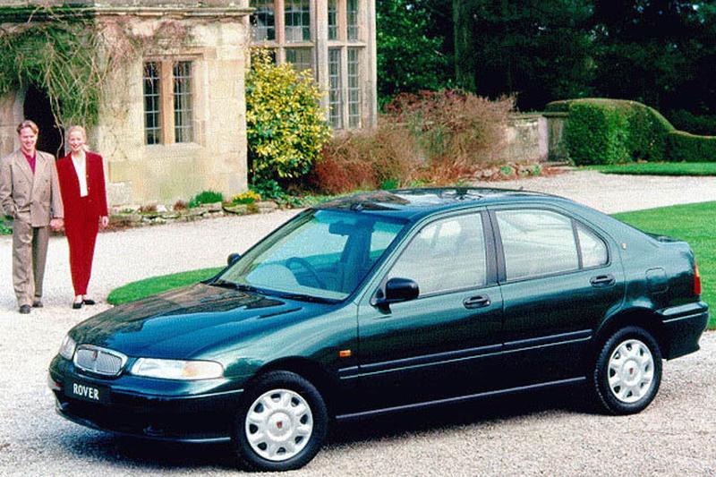 Rover 416 Si (1997)
