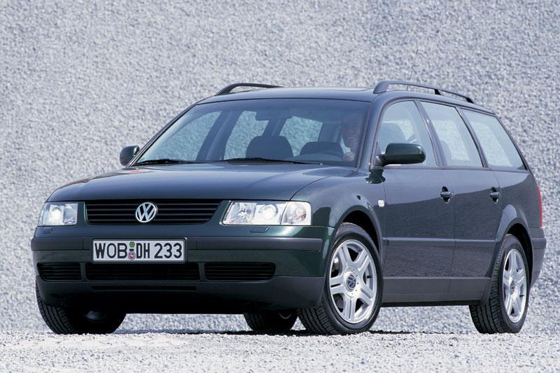 Volkswagen Passat Variant 1.8 5V Turbo Trendline (1998)