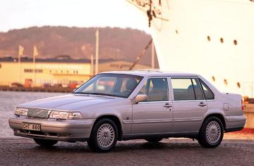 Volvo S90 3.0 132kW Limited Edition (1998)
