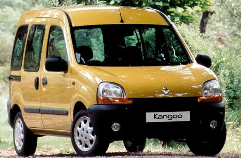 Renault Kangoo RN 1.4 (1998)