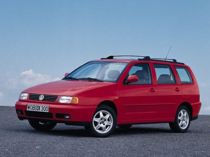 Volkswagen Polo Variant 1.6 75pk (1999)