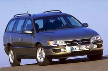 Opel Omega Stationwagon 2.0i-16V GL (1999)