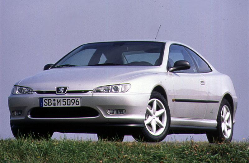 Peugeot 406 Coup 20 16v 2001 Autoweek