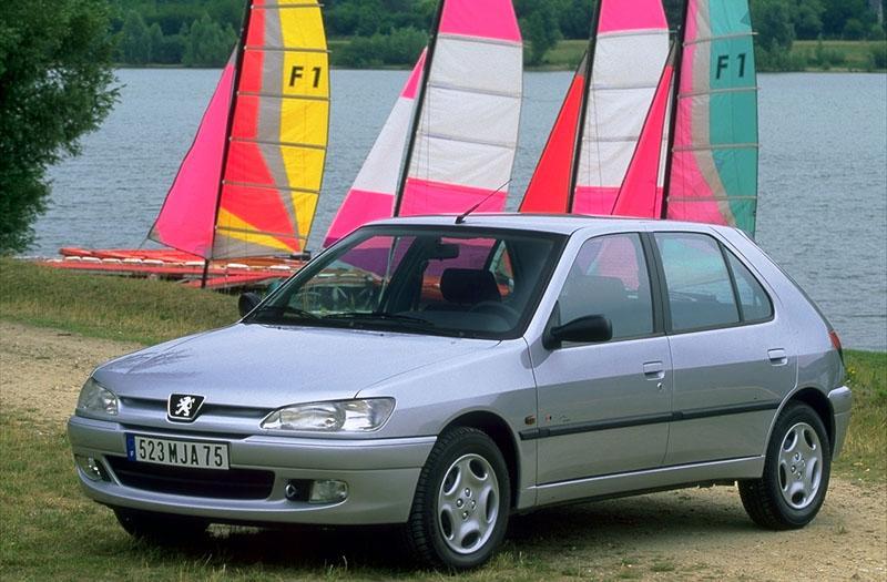 Peugeot 306 XR 1.6 (1997)