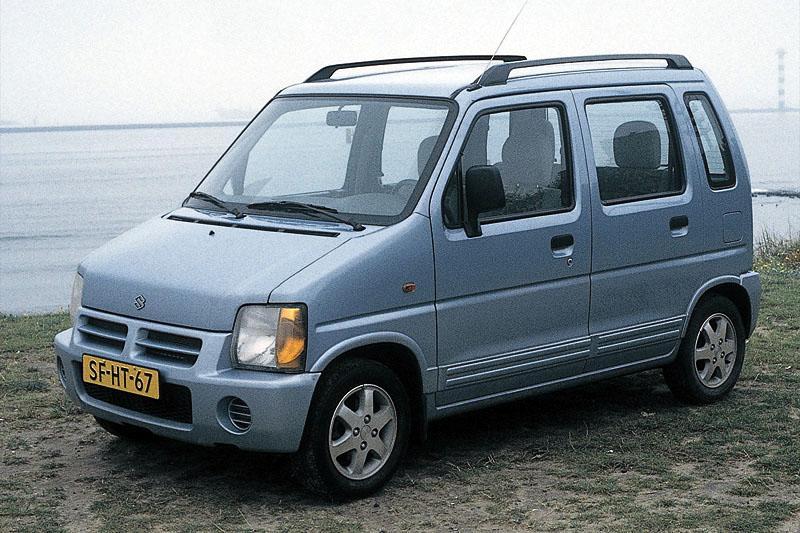 Suzuki Wagon R+ 1.2 GLX (1998)