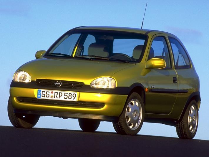 Opel Corsa 1.7 D Strada (1999)