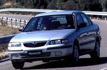 Mazda 626 1.8i GLX (1997)