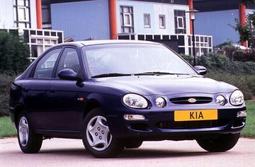 Kia Shuma 1.8 GS (1999)