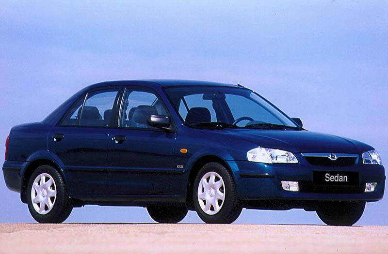Mazda 323 Sedan 1.8i GLX (2000)